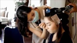 Video Vinna Chia -  Makeup with Nikita Willy download MP3, 3GP, MP4, WEBM, AVI, FLV Oktober 2018