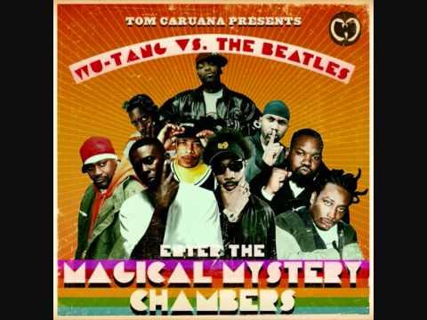 Wu-Tang vs. The Beatles - C.R.E.A.M. - YouTube