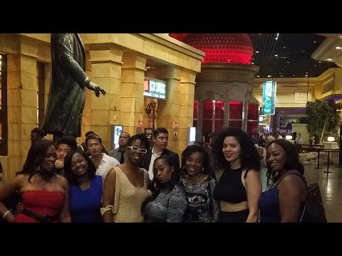 Girl Trip ~ Las Vegas Day 3: We Be Clubbing | Club Tour Vegas