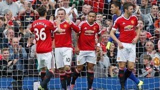 Manchester United Vs Sunderland 3-0 All Goals Highlights 2015HD