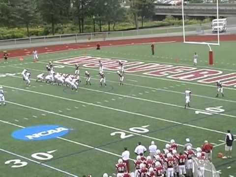 Carnegie Mellon Football at Grove City Highlights 9-4-2010 ...