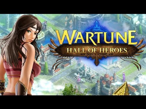 play wartune hall of heroes on pc
