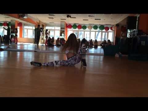 Палатова Людмила (Lordes) - МК по партерной стрип-пластике (exotic Dance)