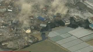 Potential Nuclear Meltdown. Nightmare in Japan: Earthquake, Tsunami 3/11/2011