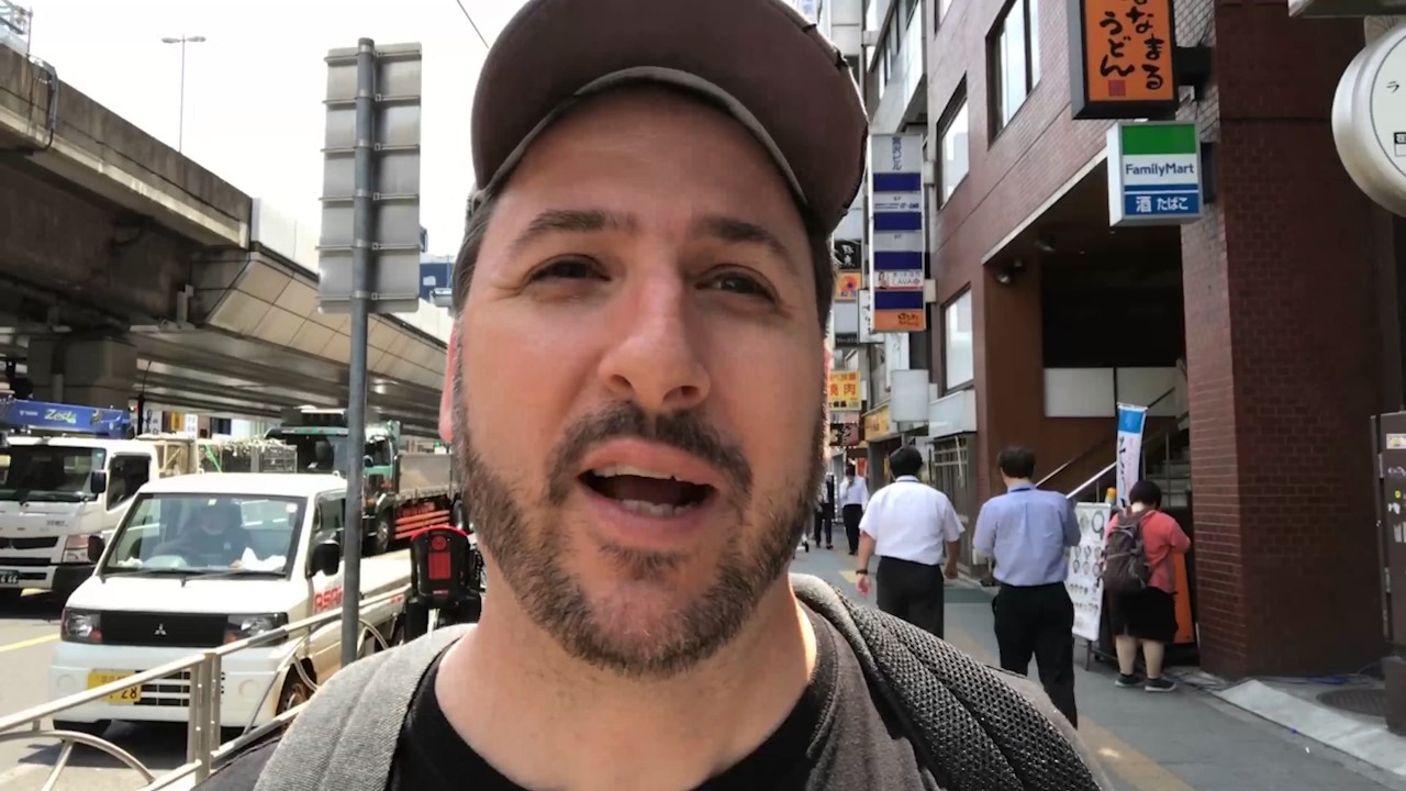 Return to Japan (Day 2) - Walk and Talk in Akihabara 秋葉原
