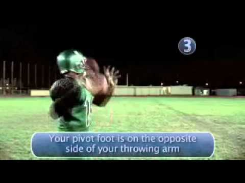 How To Throw Football Perfectly