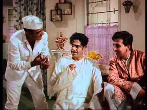 Sadhu Aur Shaitaan Sex Appeal Mahmood Kishore Kumar Bollywood Comedy Scenes