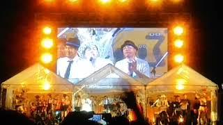 島ぜんぶでおーきな祭のイベント、エンディングライブを見学してきまし...