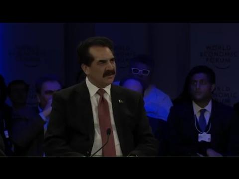 General Raheel Sharif World Economic Forum FULL DEBATE | CPEC | world news | economics in the news