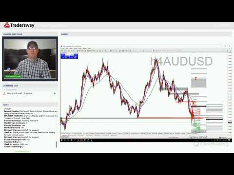 Forex Trading Strategy Webinar Video For Today: (LIVE Tuesday May 8, 2018)
