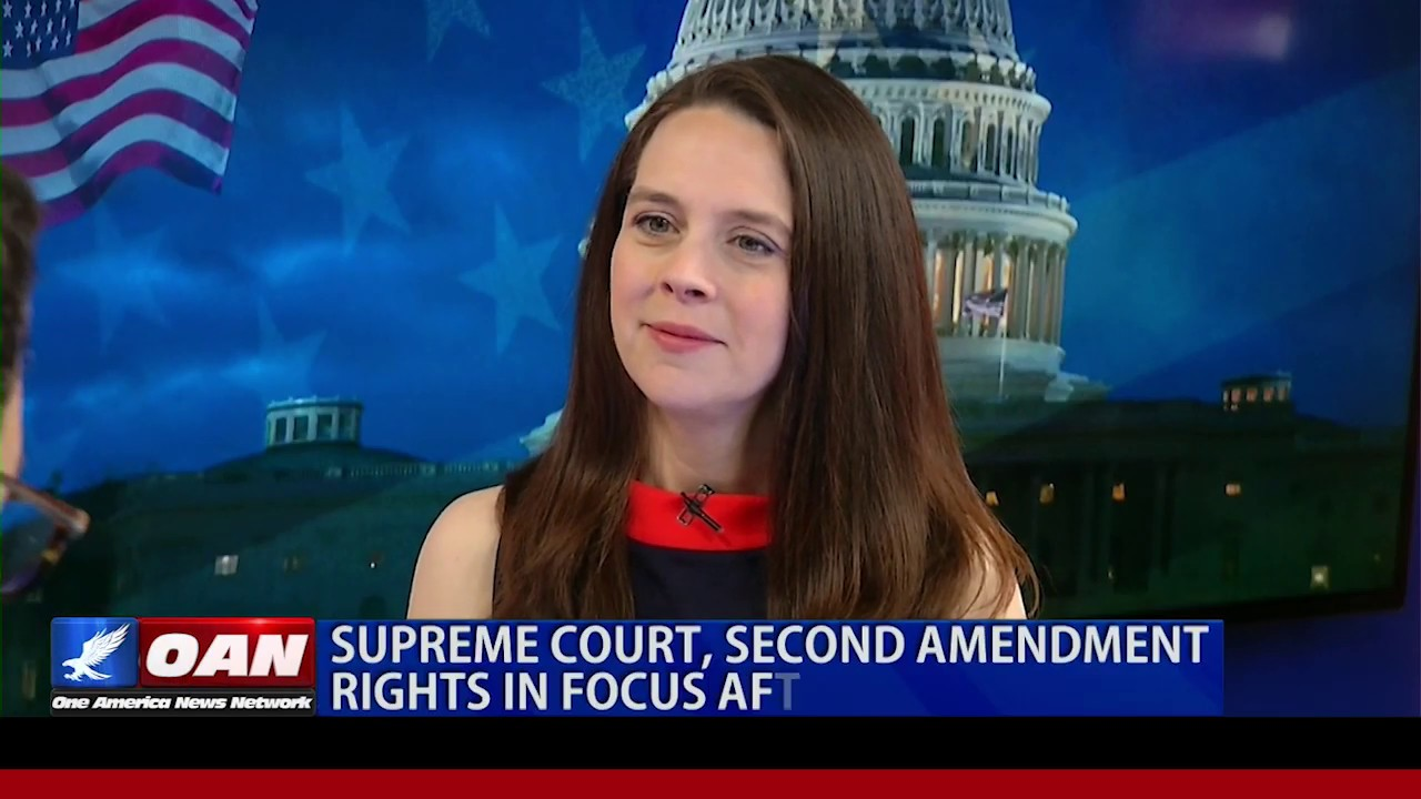 OAN Supreme Court, Second Amendment rights in focus after shooting