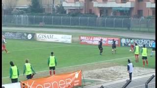 Aquila Montevarchi-Grassina 0-1 Eccellenza Girone B