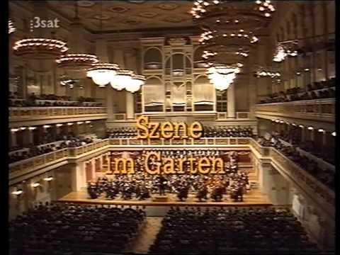 """Schumanns """"Faust""""-Szenen (Berlin 1989, Lorenz, Vogel, Fandrey, Worm)"""