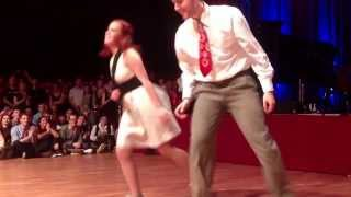 The Snowball 2013 - Showcase - Anna and Jacob