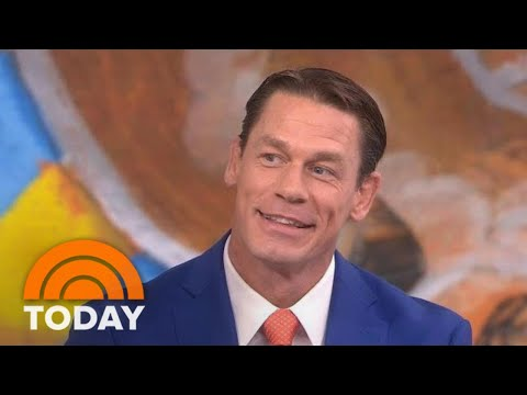 John Cena Explains New Haircut, Talks Children's Book 'Elbow Grease' | TODAY