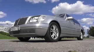Мерседес Бенц W140 кабан Тест драйв Обзор s class Давидыч одобряет / Mercedes benz w140 те
