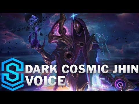 Voice - Dark Cosmic Jhin [SUBBED] - English
