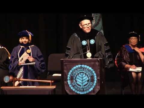 Carolinas College Of Health Sciences Graduation May 2019