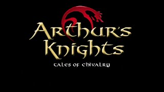 ARTHUR'S KNIGHTS I: ORIGINS OF EXCALIBUR  /  TALES OF CHIVALRY  -  US Launch Trailer