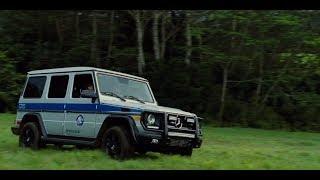 Matchox Jurassic World Mercedes Benz G 550 Toy Review