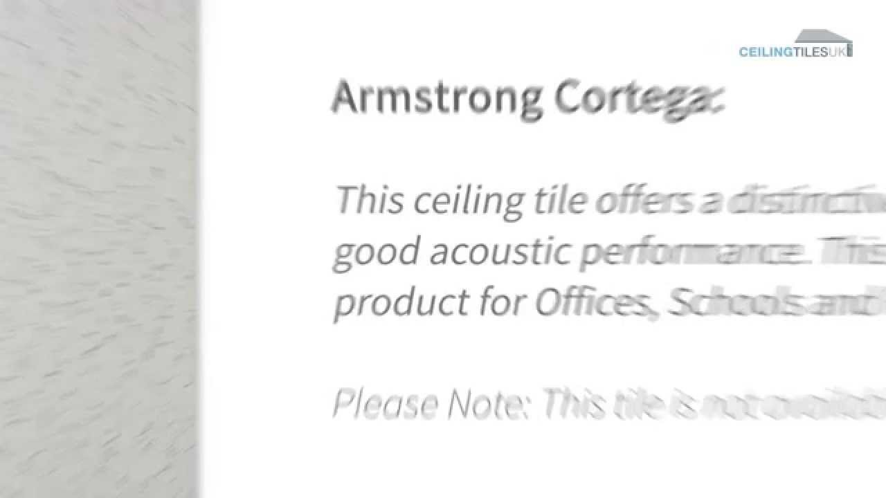 Armstrong cortega suspended ceiling tiles ceiling tiles uk youtube armstrong cortega suspended ceiling tiles ceiling tiles uk dailygadgetfo Image collections