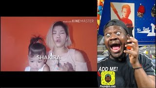 KATRINA VELARDE - IMPERSONATING SINGERS 3 (BURN) Reaction