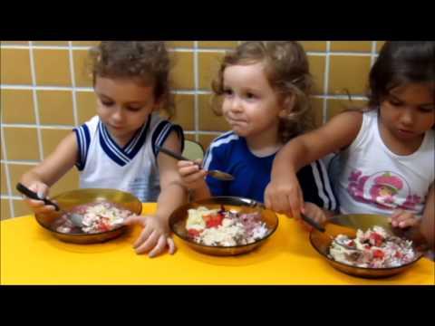 Hora Do Almoço   Educação Infantil