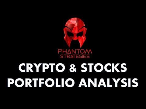 CRYPTO & STOCKS PORTFOLIO ANALYSIS - FINALLY!