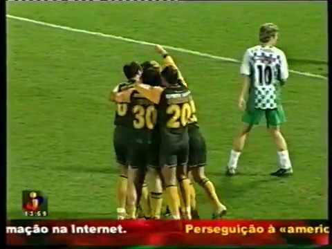 23J :: Moreirense - 1 x Sporting - 2 de 2002/2003