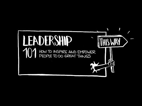 Leadership 101: How to Inspire and Empower People to Do Grea
