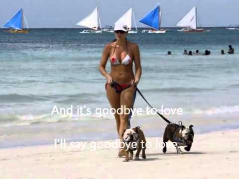 THE CARPENTERS  Goodbye To Love   lyrics Boracay Island, Philippines