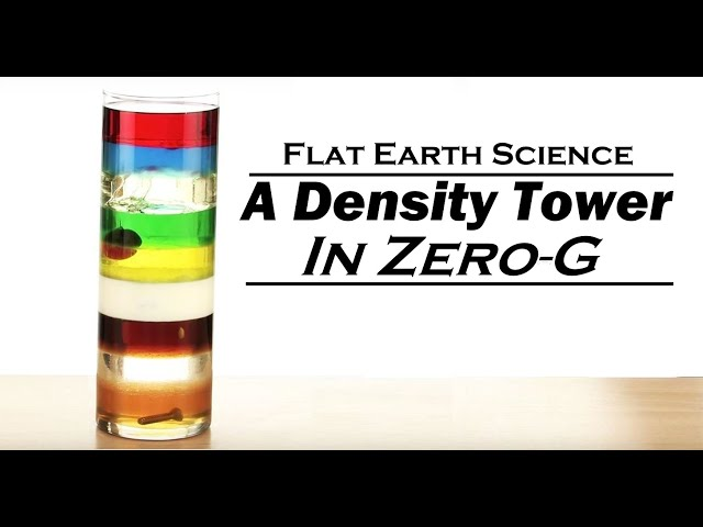 A Density Tower in Zero-G