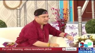 Sawa Teen Eid Ul Fitr 3rd Day | 8 July 2016 | Sanam Marvi ( Singer)