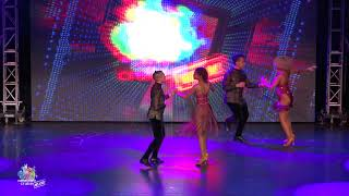 Elvis Collado Dance Co ~ Aventura Dance Cruise 2018 ~ Worlds Largest Latin Dance Cruise