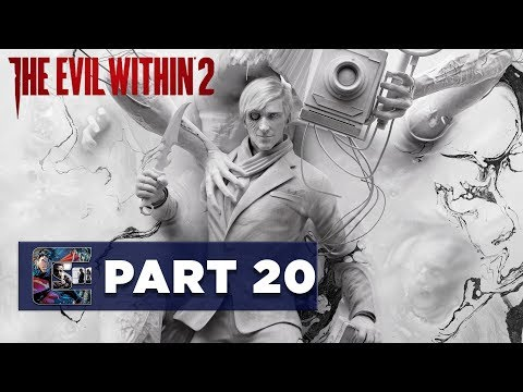 """The Evil Within 2 - Walkthrough / Let's Play - PART 20 - Chapter 14 """"Burning The Altar"""""""