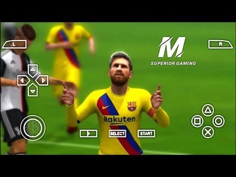 FIFA 14 Lite PPSSPP MOD PES 2021 Android Offline 100MB New Updated Kits