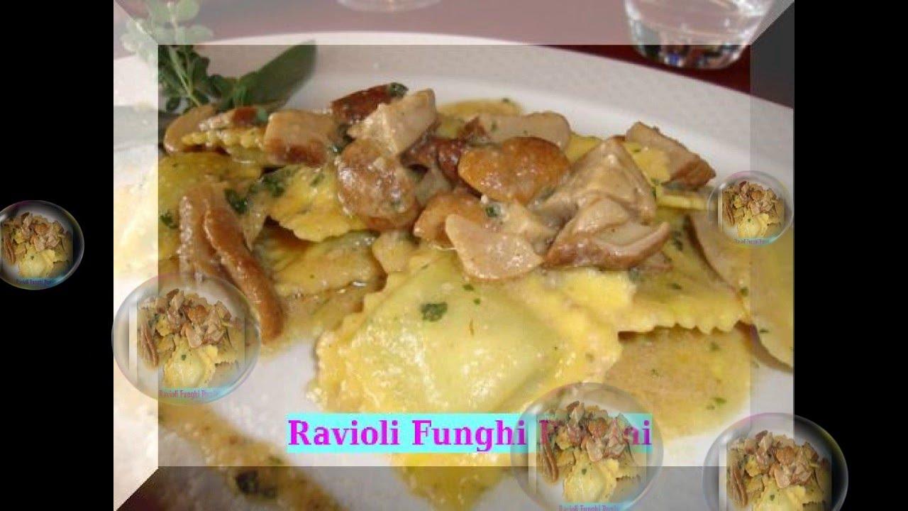 Ravioli Funghi