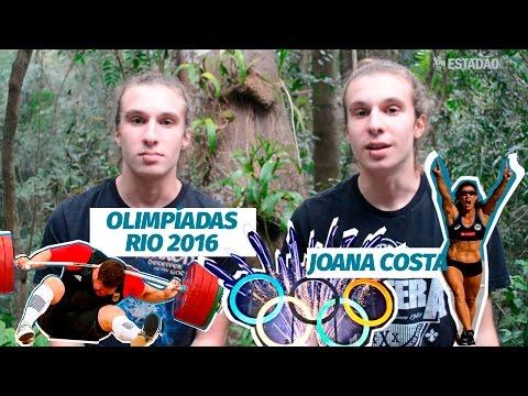 Lado A Lado B - Abertura das Olimpíadas e Joana Costa