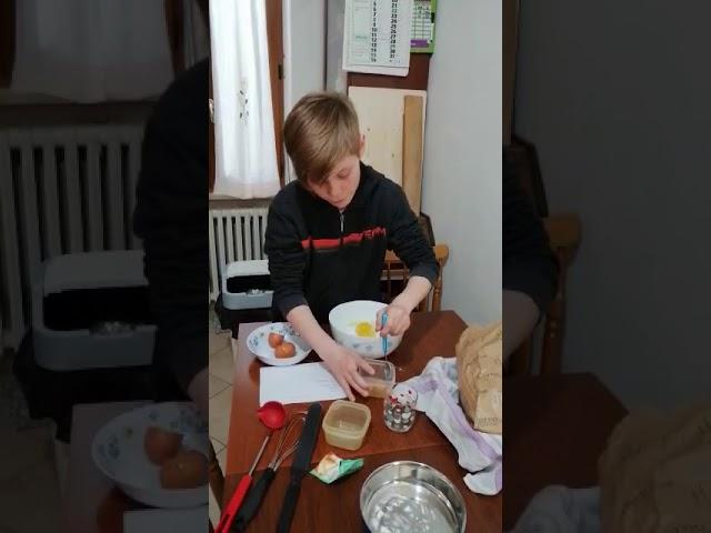 Nicolò - Waingunga Cucina in casa Marzo 2020