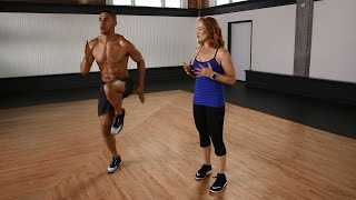 Three Exercises To Get Your Heart Rate Up Fast