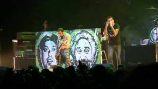 """New Found Glory- """"Don't Let Her Pull You Down"""" (HD) Live in Nashville, Tennessee 8-21-2010"""