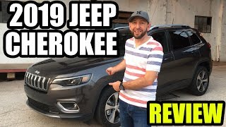 Westpointe CJD Ride Of The Week - 2019 Jeep Cherokee Limited