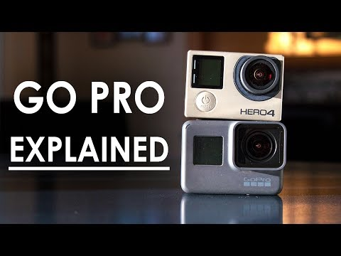 GoPro Explained - How to Record the HIGHEST QUALITY GoPro Videos! Hero 5 & 4 - ALL FEATURES Tutorial