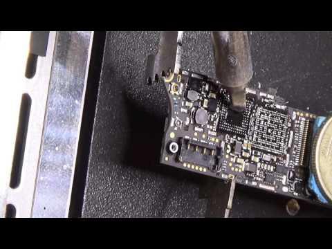 IPhone 4 убираем ICloud часть 1