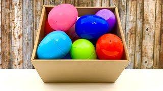 Jajka Niespodzianka | Huevo Sorpresa | Surprise Eggs | Kinder Überraschung | Peppa, Masha, Sam