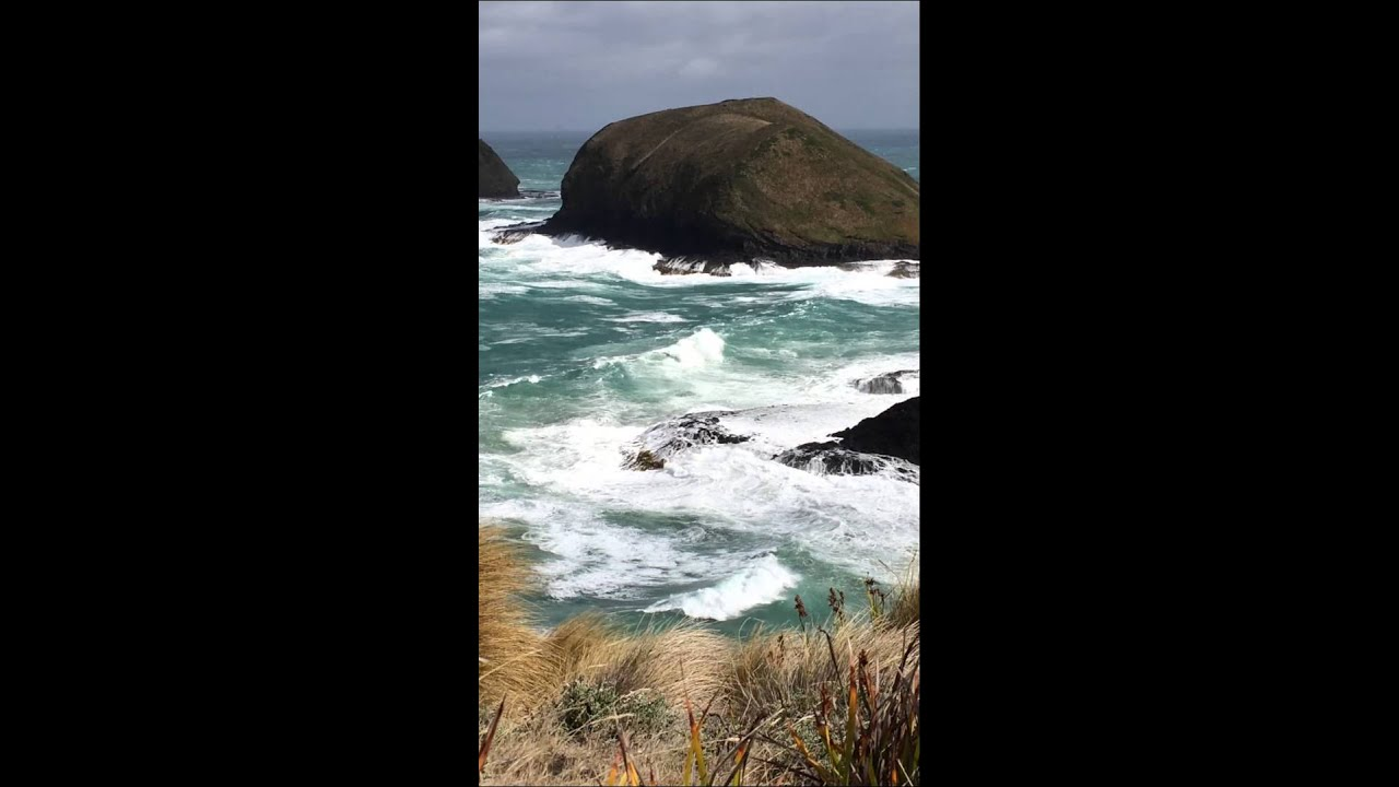 Big seas at The Doughboys and Cape Grim Tasmania  YouTube