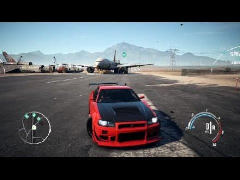 How to make Tyler Morgan car/nissan skyline NFS Payback