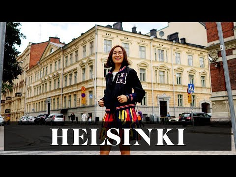 Helsinki Travel Diary | Laureen Uy