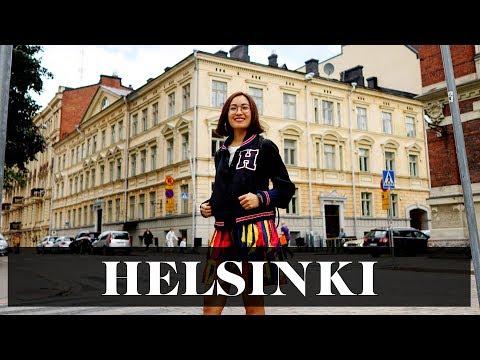 Helsinki Travel Diary   Laureen Uy