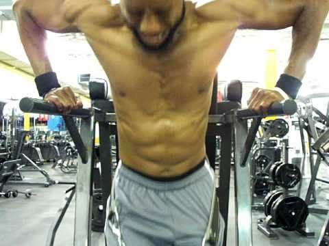 Fitman presents...EDT Training...Pull Ups and Weighted ...